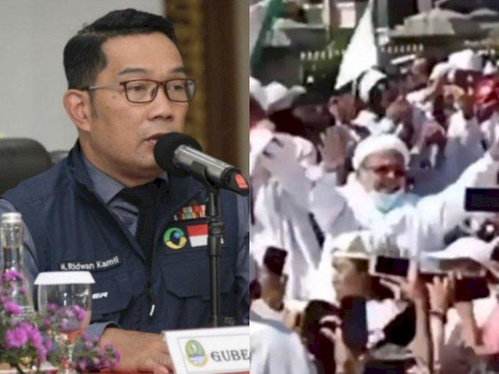 Usai Dipanggil Polisi, Pesan Ridwan Kamil Mengejutkan: Kata-katanya Jangan Bikin Ngamuk