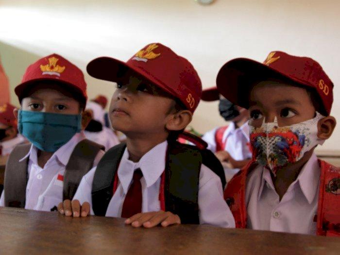 Pemerintah Bolehkan Sekolah Tatap Muka Mulai Januari 2021