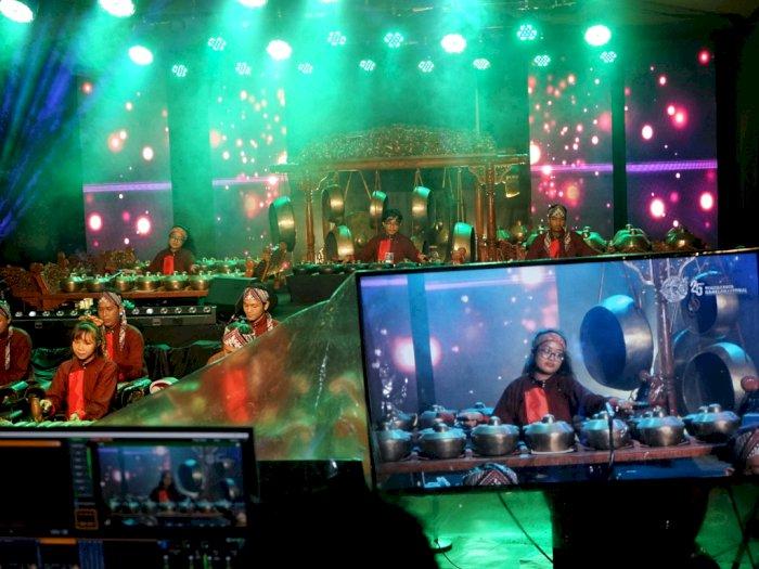 FOTO: Yogyakarta Gamelan Festival 2020