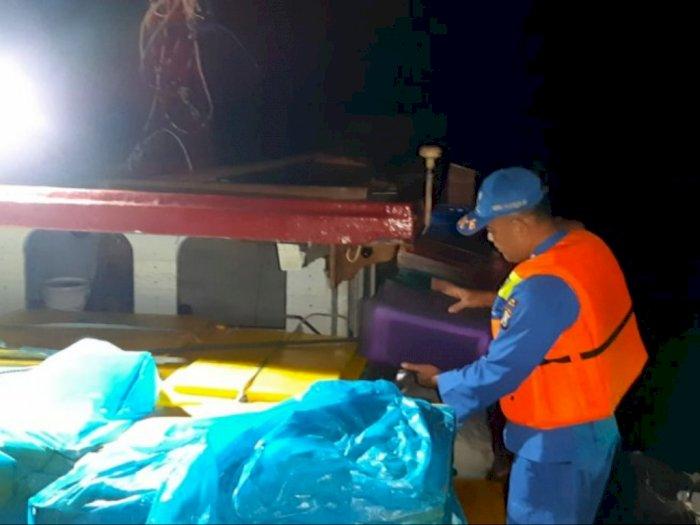 Patroli, Polres Tanjungbalai Razia Satu Kapal Diduga Membawa TKIIlegal