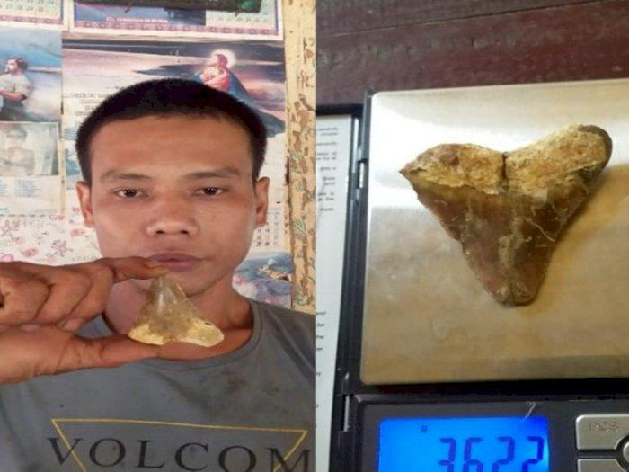 Usai Temukan Benda Aneh dari Dalam Batu, Pria di Tapteng Mengaku Rezekinya Semakin Lancar