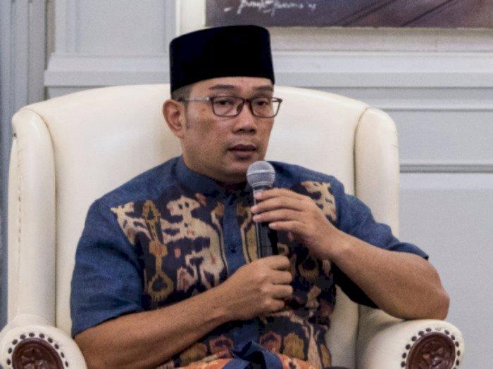 Ridwan Kamil ke Para Pemimpin: Kata-katanya yang Sejuk Jangan Bikin Ngamuk