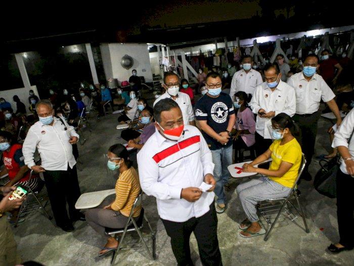 FOTO: Sidak Rumah Penampungan PMI di Tangerang