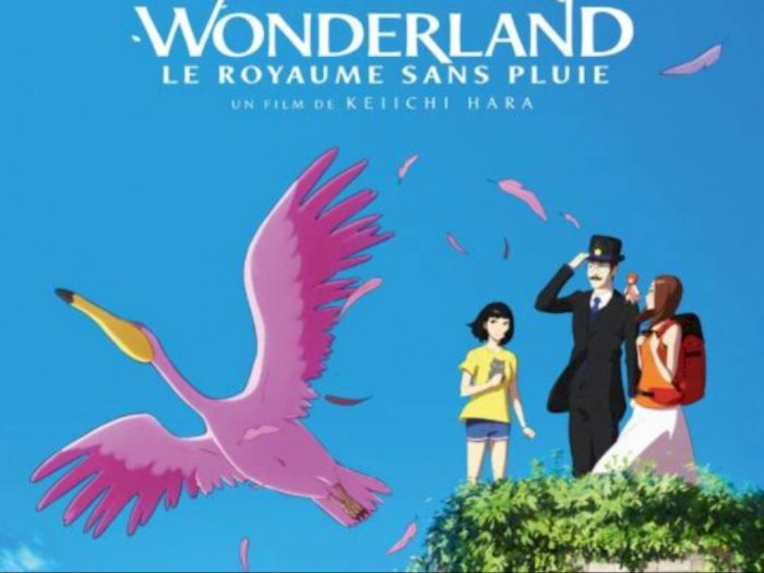 Sinopsis 'The Wonderland (2019)' - Perjalanan ke Negeri Ajaib untuk Selamatkan Dunia