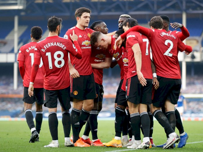 Link Live Streaming Manchester United Vs West Brom, Klik Langsung Nonton