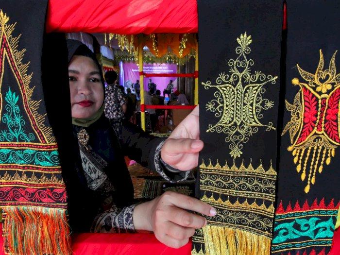 FOTO: Pameran UMKM Kreatif Bank Indonesia