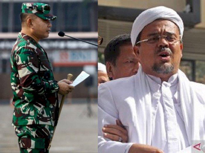 Baliho Dicopot dan FPI Diancam Dibubarkan, Sekjen HRS: Habib Rizieq Bukan Musuh TNI