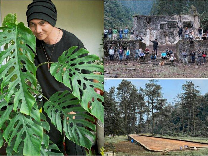 Sempat Diprotes, Misi Anji untuk Kelola Kawasan Gunung Puntang Berakhir Manis