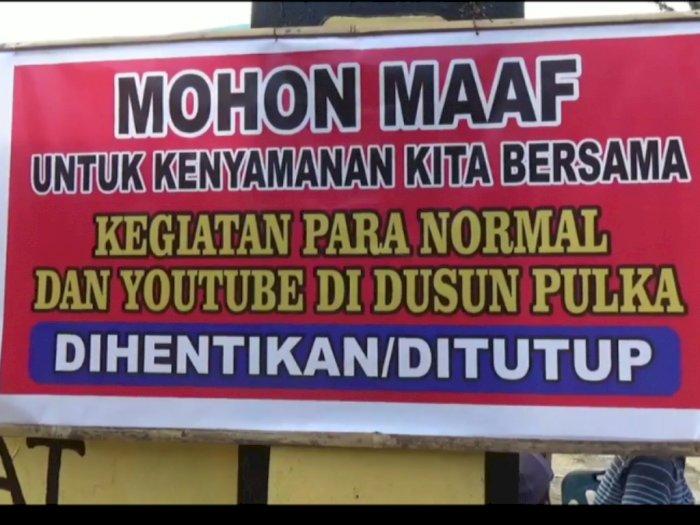 Aktivitas Paranormal di Dusun Pulka Ditutup, Kepala Dusun: Ritual Sudah Ditiadakan
