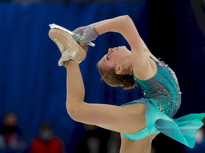 FOTO: Grand Prix ISU Figure Skating - Piala Rostelecom 2020