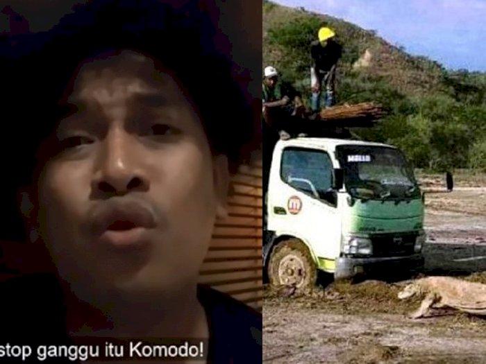 Kritik Proyek Komodo, Komika Ingatkan Rakyat Butuh Rumah Sakit dan Sekolah di Pelosok