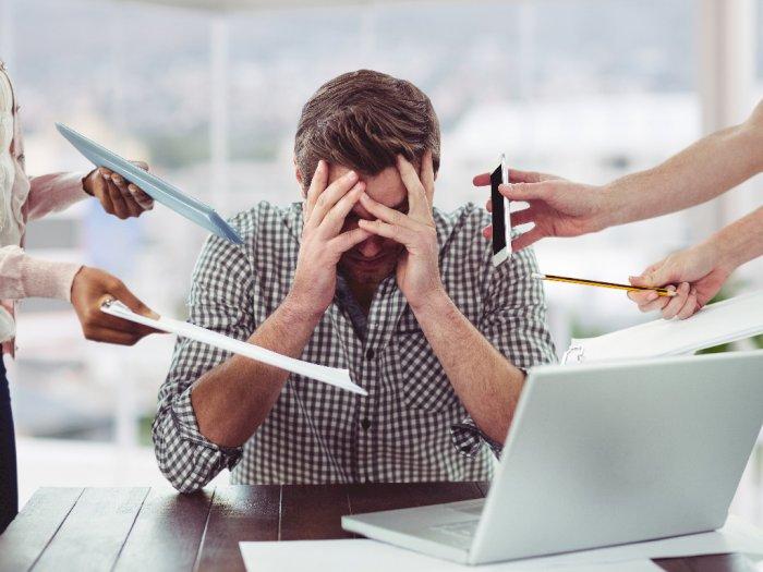 Stres Karena Pekerjaan Dapat Menjadi Kelelahan, Berikut Cara Mencegahnya