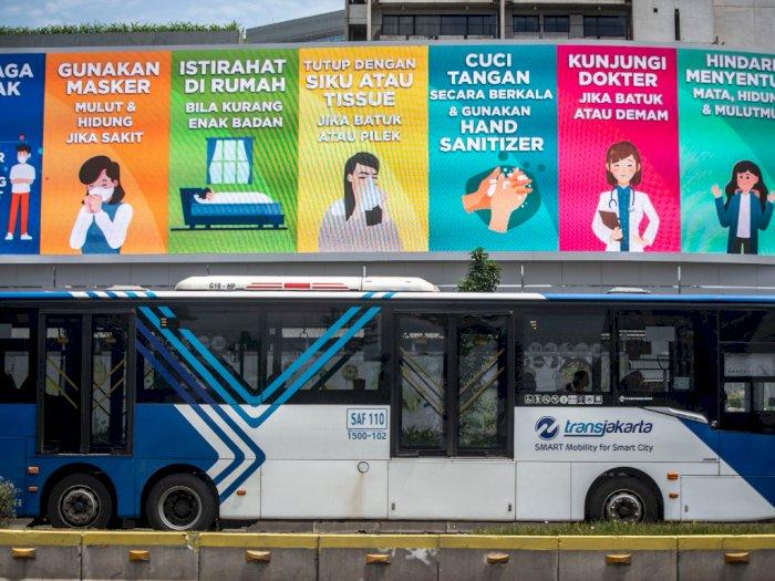 Update Corona Jakarta 22 November: Tambah 1.342 Kasus, Total Jadi 127.164