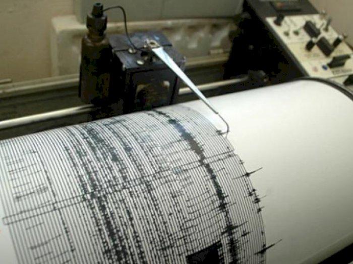 BMKG Rilis, Bengkulu Dilanda Gempa Magnitudo 5