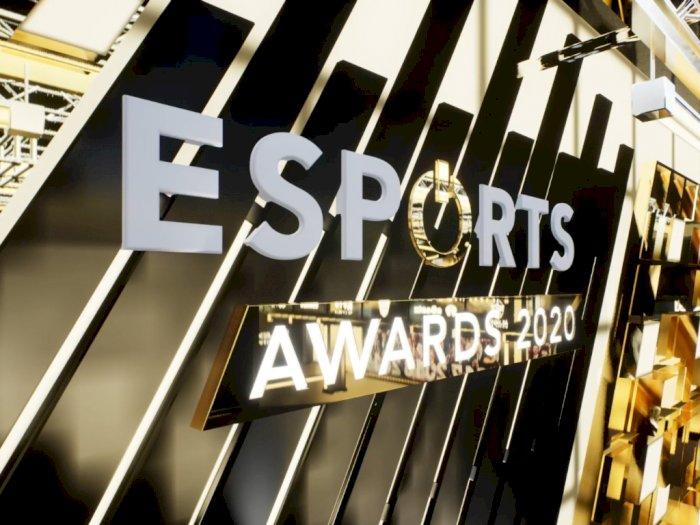 Daftar Lengkap Pemenang Nominasi Esports Awards 2020, Ada Zuxxy dari BTR!