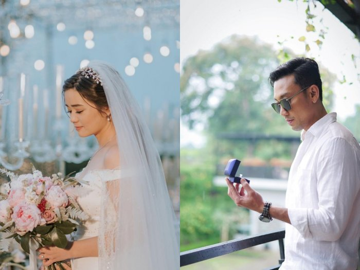 Unggah Foto Istri Pertama Kali, Caption Denny Sumargo Jadi Sorotan