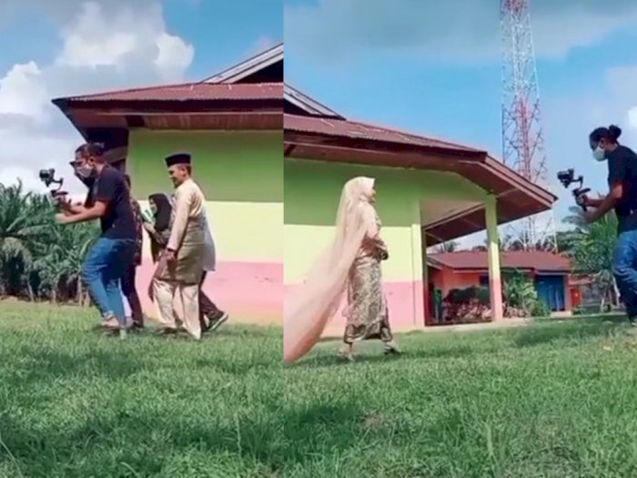 Viral Behind The Scene Video Prewedding, Netizen Auto Nggak Berani Tawar Harga!