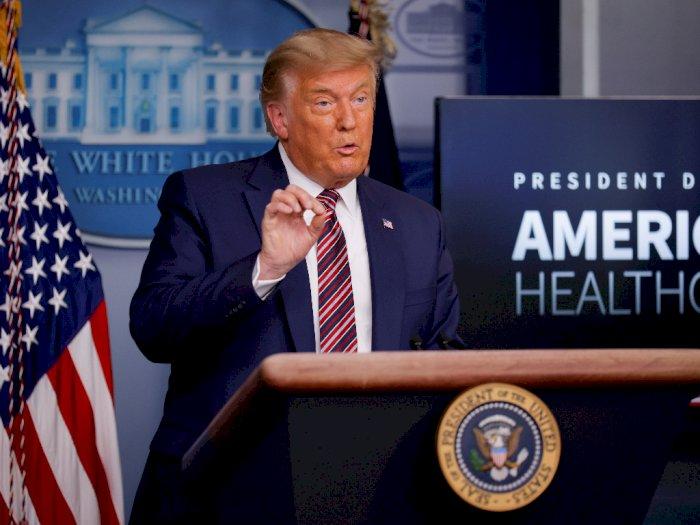Hakim Pengadilan Tolak Gugatan Trump di Pennsylvania Soal Kecurangan Pilpres