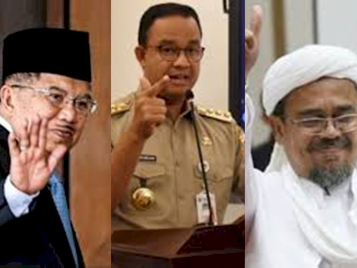 Heboh Poros JK-Anies-Rizieq, Denny Siregar: Barang Dagangan yang Dipoles untuk 2024