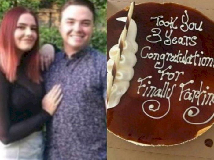 Viral Kisah Pria Bahagia Akhirnya Bisa Dengar Kentut Sang Pacar Usai 3 Tahun Berpacaran