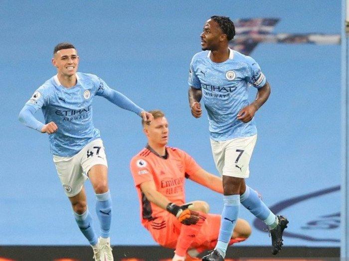 Manchester City Akan Tawarkan Kontrak Baru Untuk Raheem Sterling