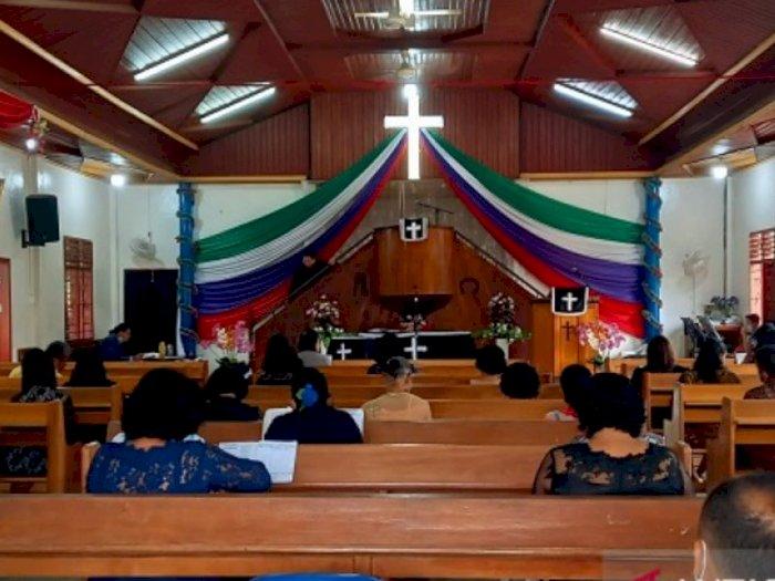 Berikut Pelaksanaan Ibadah Minggu di Gereja dengan Penerapan Protokol Kesehatan