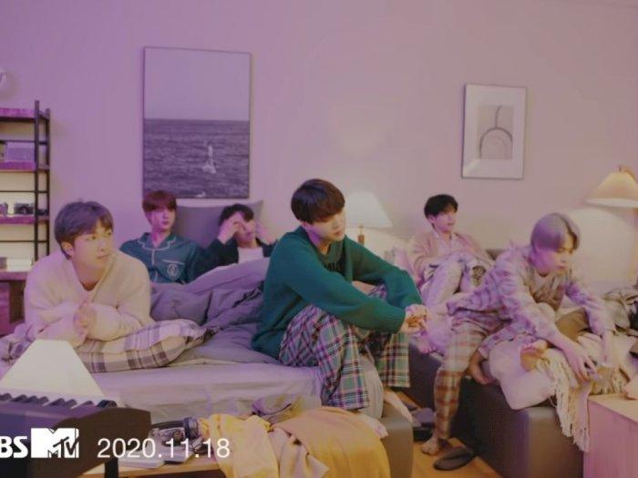 Tak Butuh Waktu Lama Bagi BTS Untuk Dapatkan 100 Juta Views Pada Lagu Terbaru Life Goes On
