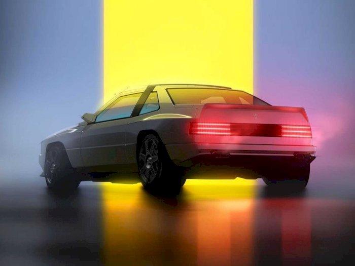 Konsep Mobil Maserati Project Rekall Ini Tampil dengan Desain Futuristik!