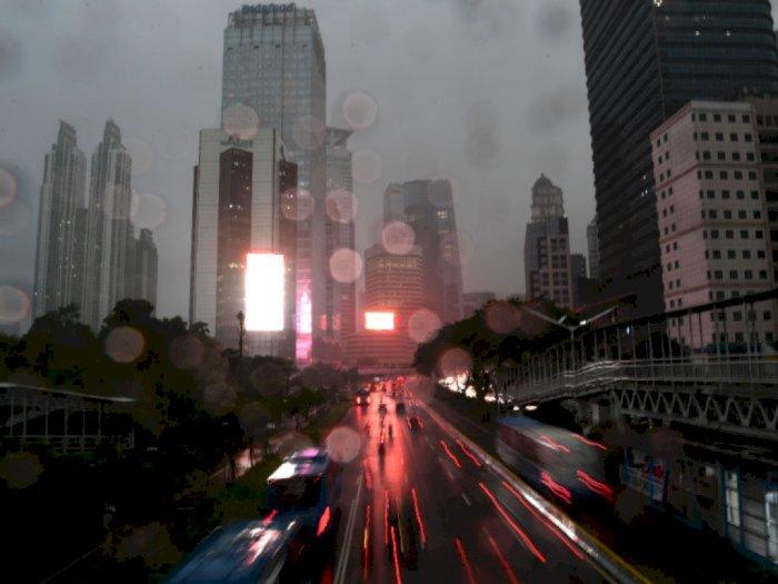Kabar Cuaca: Jangan Lupa Payung dan Jas Hujan, DKI Jakarta akan Diguyur Hujan Hari Ini