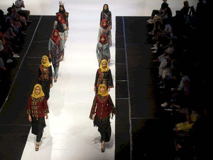 FOTO: Jogja Fashion Rendezvous 2020