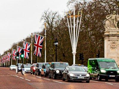 Penjualan Mobil Bensin dan Diesel di Inggris akan Dilarang Tahun 2030 Nanti