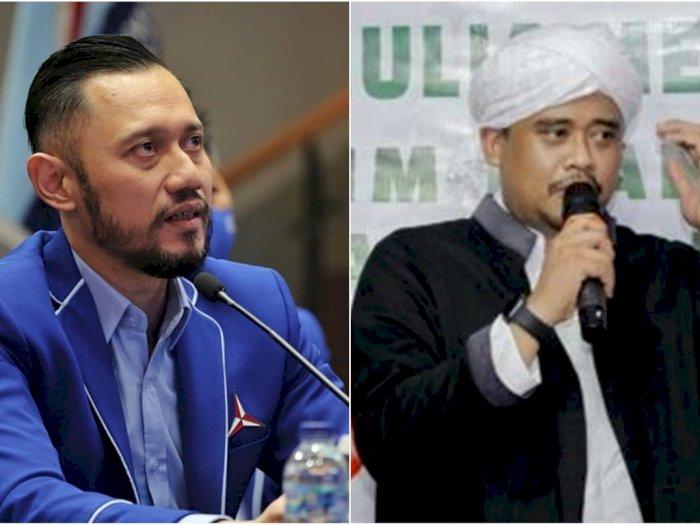 AHY Tak Gentar Lawan Menantu Jokowi di Medan: Jangan Minder Meski Tidak dalam Kekuasaan