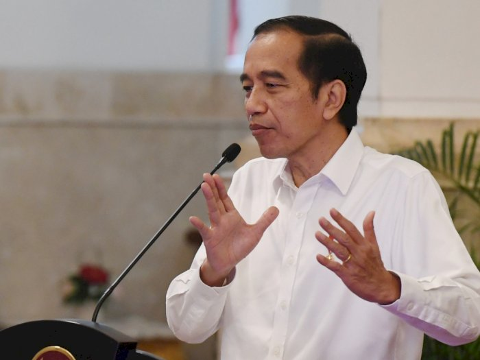 Presiden Jokowi Minta Simulasi Vaksinasi Covid-19 Terus Dilakukan
