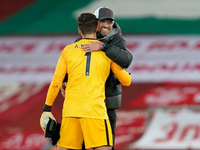 FOTO: Liga Inggris, Liverpool vs Leicester City 3-0