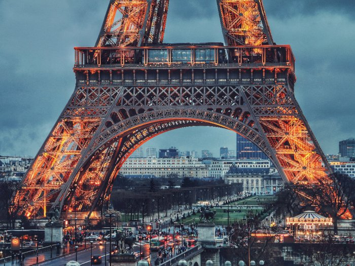 Menuju Go Green, Paris Kembangkan 4 Hutan Kota