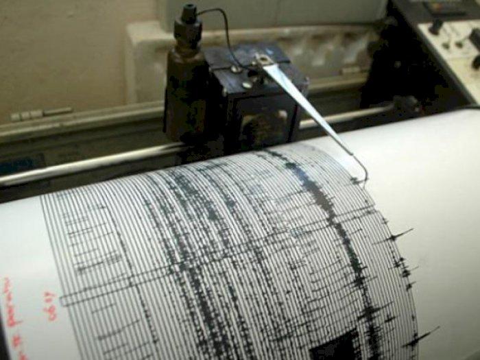 Gempa Magnitudo 3,3 Guncang Tapanuli Utara, Getaran Dirasakan Sampai ke Rumah