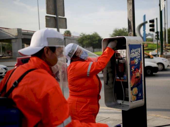 Meksiko Sumbang Lebih dari 9 Ribu Kasus, Corona Dunia Kini Tembus Hampir 59 Juta