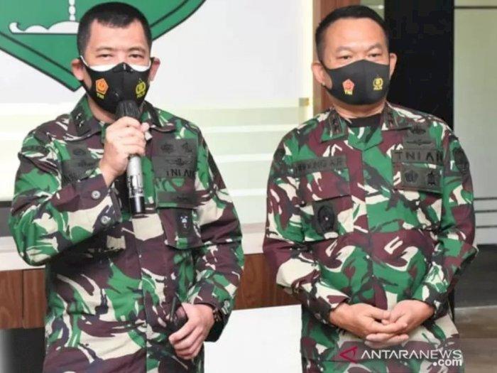 Panglima TNI Dukung Langkah Pangdam Terkait Penurunan Baliho Rizieq Shihab