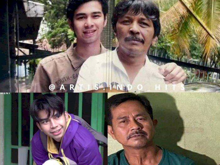 Wajah Ayah Raffi Ahmad dan Dimas Ternyata Juga Mirip, Netizen Curiga: Jangan-jangan Kembar