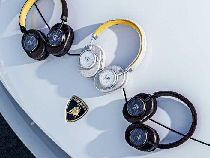Lamborghini Rilis Headphone dan Earbuds yang Terinspirasi dari Mobilnya Sendiri!