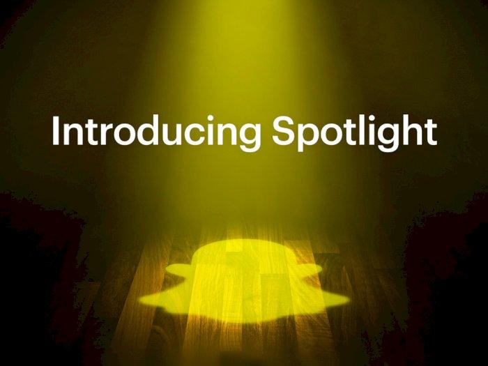 Snapchat Luncurkan Fitur Spotlight untuk Saingi Aplikasi TikTok?
