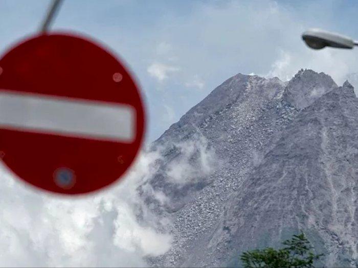 BPPTKG: Gunung Merapi Sembilan Kali Keluarkan Suara Guguran