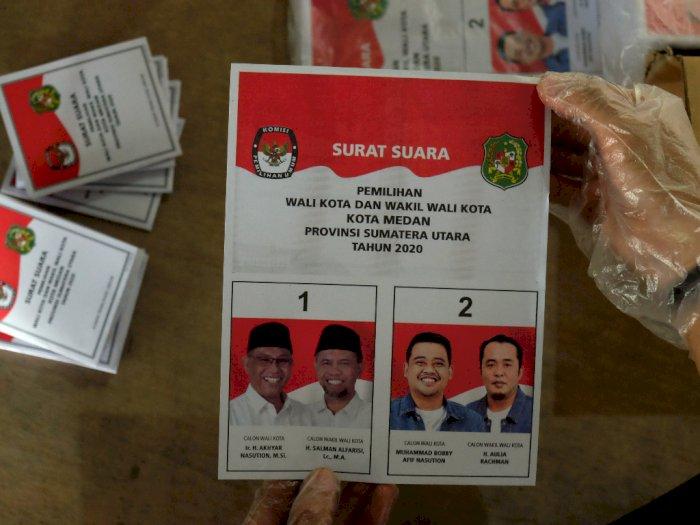 Survei: Pemilih Bersedia ke TPS saat Pilkada Medan Asal Ada Jaminan Protokol Kesehatan