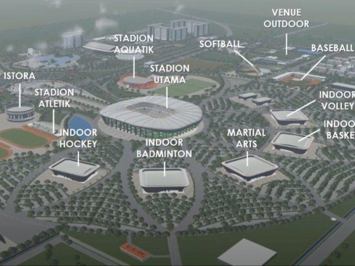 Masalah Lahan Selesai Desember 2020, Pembangunan Sport Center Sumut Dipastikan Berlanjut