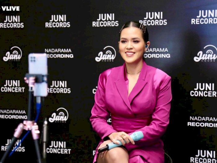 Daebak, Raisa Tampil dalam Gelaran Konser VLIVE Bersama Beberapa Idol Kpop Ternama