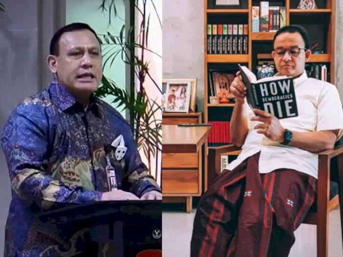 Video Heboh Ketua KPK Ngaku Baca 'How Democracies Die' sejak 2002 Padahal Baru Terbit 2018