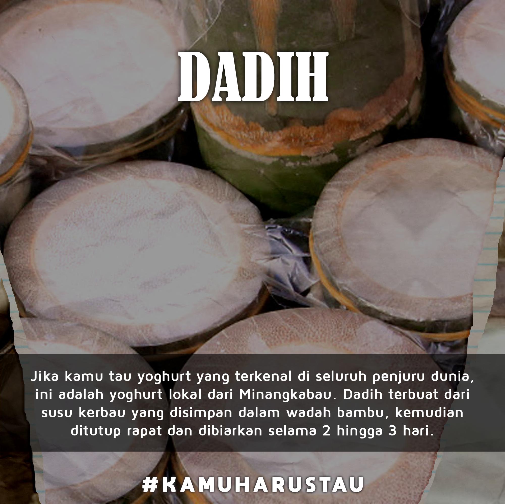 Makanan-Makanan Fermentasi di Indonesia