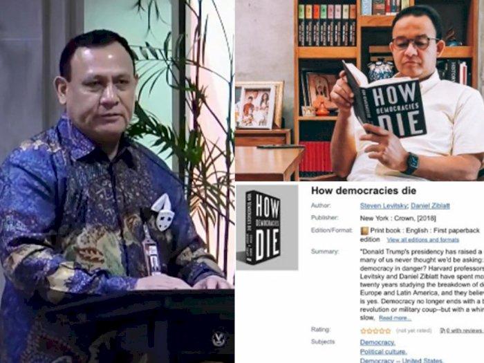 Ngaku Baca 'How Democracies Die' sejak 2002 Padahal Terbit 2018, Ketua KPK Trending Topic