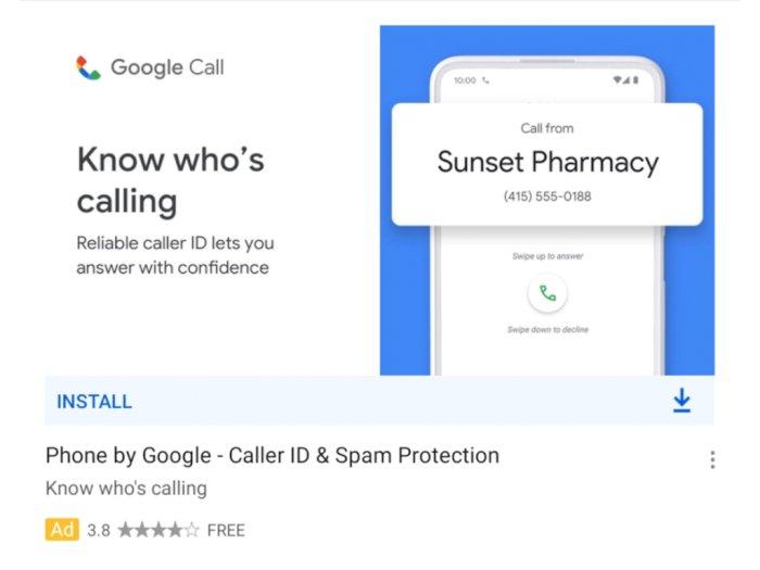 Google Dilaporkan Bakal Lakukan Rebranding Google Phone Menjadi Google Call