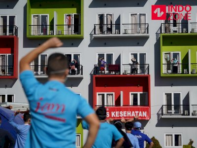 DKI Jakarta dan Jateng Sumbang Penambahan Kasus Covid-19 Tertinggi Hari Ini